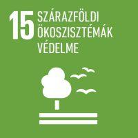 15 - Szárazföldi ökoszisztémák védelme