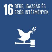 16 - Béke, igazság és erős intézmények
