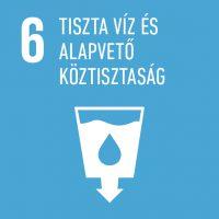 6 - Tiszta víz és alapvető köztisztaság